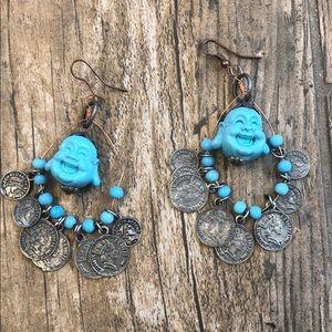 Jewelry - Buddha earrings